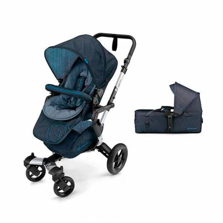Cochecito 2 piezas Neo Baby-Set de Concord deep water blue