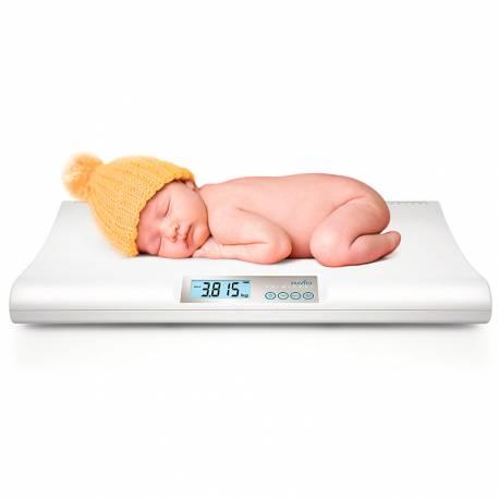 Báscula Digital para Bebés de Nuvita