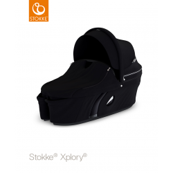 Capazo Xplory V6 de Stokke negro