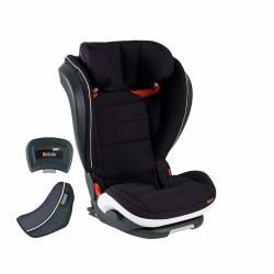 Silla de Coche iZi Flex Fix i-Size de BeSafe black cab