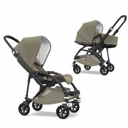 Bugaboo Bee 5 Classic Collection Capazo y silla