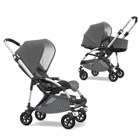 Bugaboo Bee 5 Classic Collection gris melange