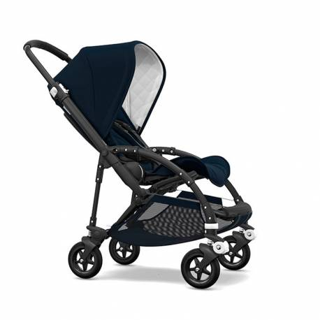 Silla de Paseo Bugaboo Bee 5 Classic Collection azul marino