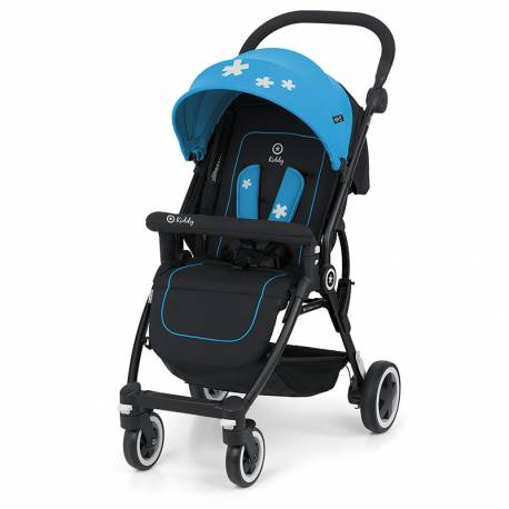 Silla de Paseo Urban Star 1 de Kiddy summer blue