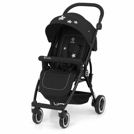 Silla de Paseo Urban Star 1 de Kiddy mystic black