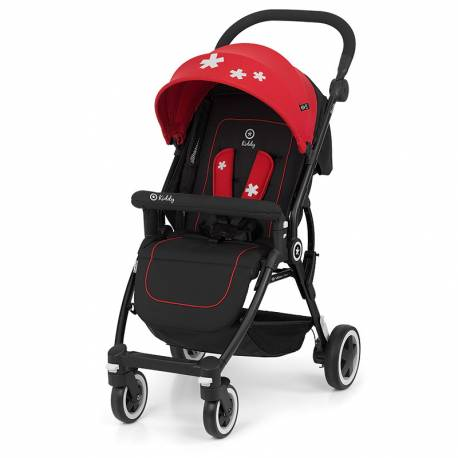 Silla de Paseo Urban Star 1 de Kiddy chilli red