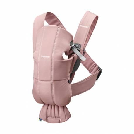 Mochila Portabebé Mini de BabyBjorn rosa