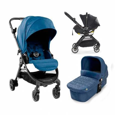 Cochecito 3 Piezas City Tour Lux de Baby Jogger azul