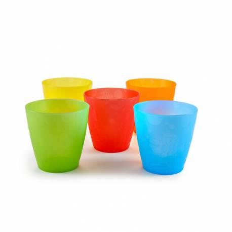 Pack 5 Vasos Infantiles Munchkin