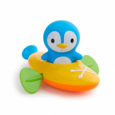 Juguete de Baño Pingüino Remero de Munchkin