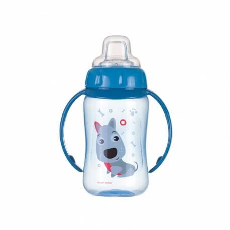 Taza de Aprendizaje Cute Animals de Canpol Babies perro