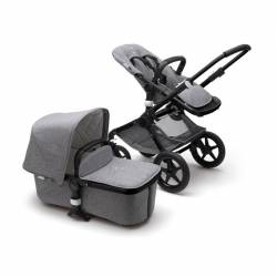 Bugaboo Fox Classic Collection gris melange