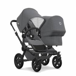 Bugaboo Donkey 2 Classic Collection duo gris melange