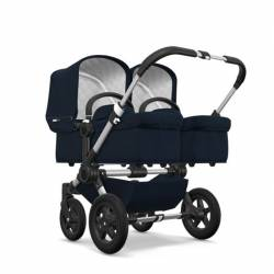 Bugaboo Donkey 2 Classic Collection duo azul marino oscuro