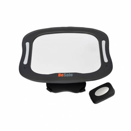 Espejo con Luz Integrada XL de BeSafe