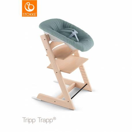 Newborn Set Confetti Jade para Tripp Trapp de Stokke
