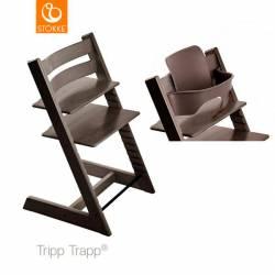 Trona Tripp Trapp + Baby Set de Stokke