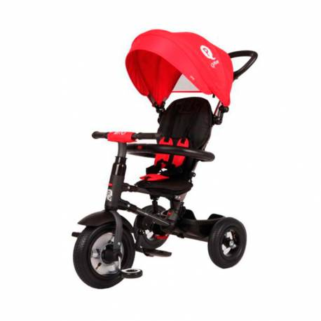 Triciclo QPlay Rito Air rojo