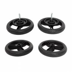 Set 4 ruedas Aerotech para silla DUET 3.0 de Mountain Buggy