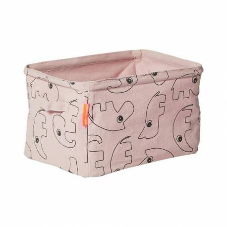 Cesta Infantil Reversible Done By Deer