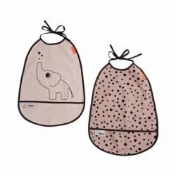 Pack Baberos Done By Deer Elphee