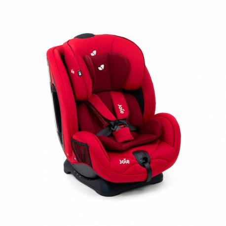Silla de coche Stages de Joie cherry