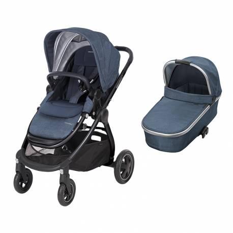Cochecito 2 Piezas Bebe Confort Adorra Nomad Blue