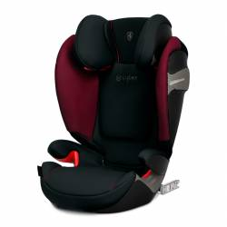 Silla de Coche Cybex Solution S-Fix Edición Especial Ferrari