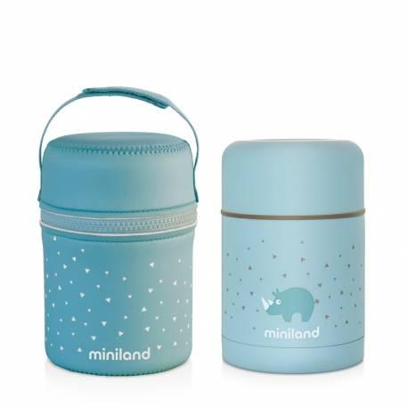Termo para Sólidos Miniland azul