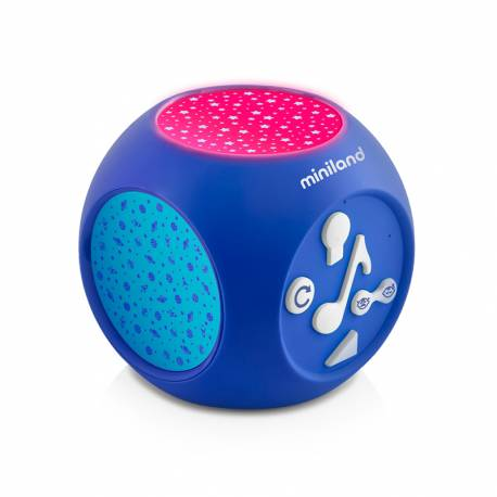 Proyector para Bebé Miniland Dream Cube