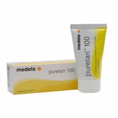 Crema para pezones Purelan 100 7gr de Medela