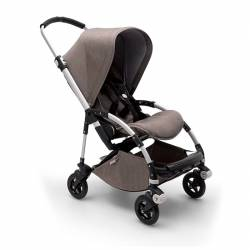 Silla Paseo Bugaboo Bee 5 Mineral Collection aluminio taupe