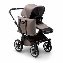Bugaboo donkey 2 Mineral Collection negro taupe