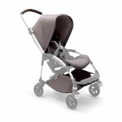 Bugaboo Bee 5 Pack de Estilo Mineral Collection gris claro melange
