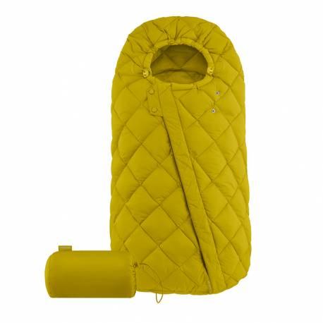 Saco Cybex Snogga mustard yellow