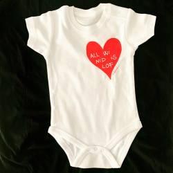 Body para Bebé Las Mamis Rockeras Nunca Duermen