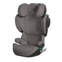 Silla de Coche Solution Z-Fix de Cybex soho grey