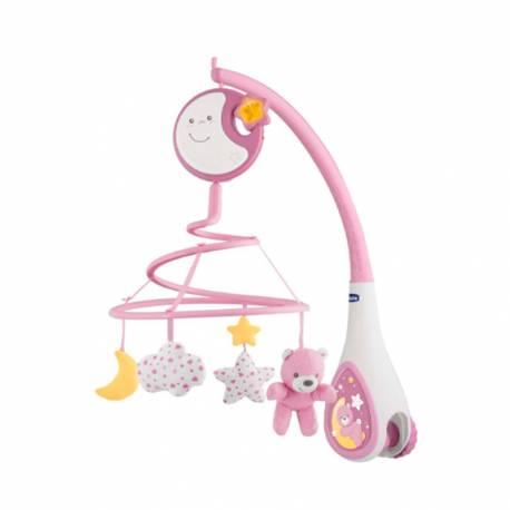 Juguete Móvil de Cuna Chicco Nex2Dreams rosa