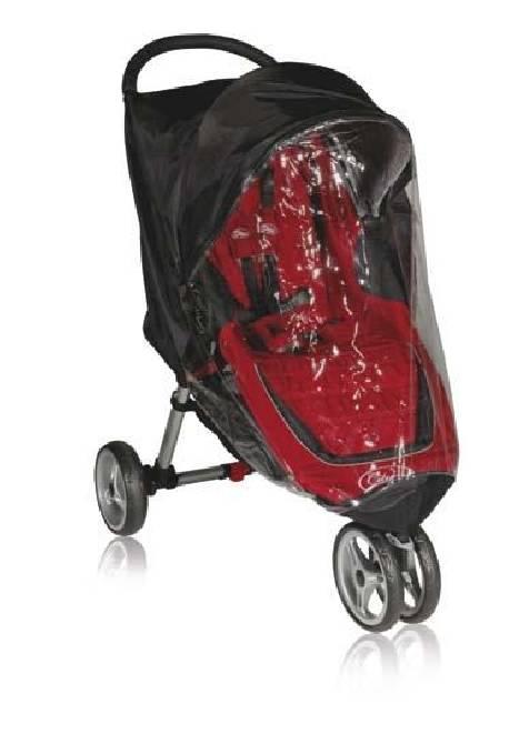 Burbuja o Capa de lluvia para City Mini y Mini GT de Baby Jogger
