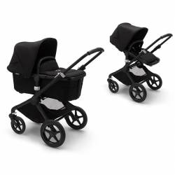 Cochecito Bugaboo Fox 2 All Black