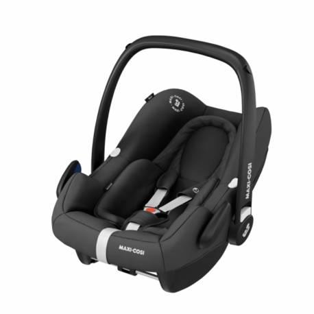 Silla de Coche Rock de Bebé Confort essential black
