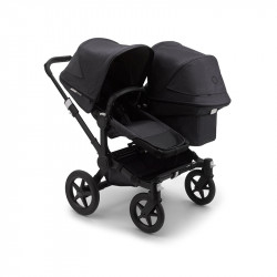 Bugaboo Donkey 3 Mineral Collection negro lavado
