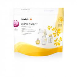 Bolsas para Esterilizar en Microondas Quick Clean 5 uds de MEDELA