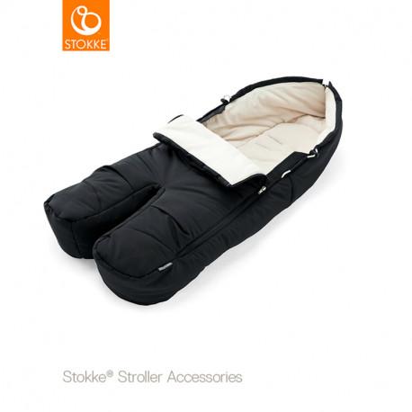 Saco para silla de paseo y capazo de STOKKE negro