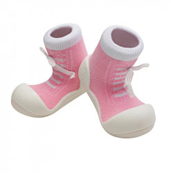 Zapatos para Bebé Attipas Sneakers Rosa