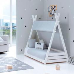 Cama Alondra Montessori Homy Carezza 140 x 70 cm