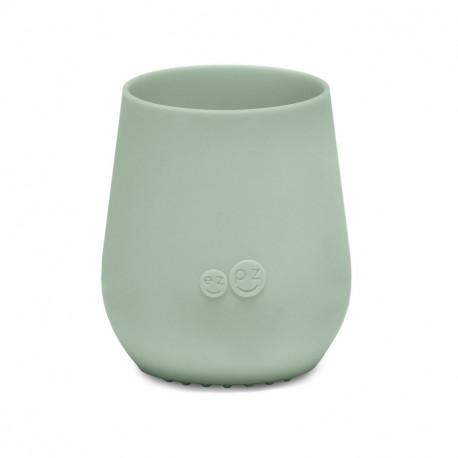 Vaso de Aprendizaje EZPZ Mini Cup salvia