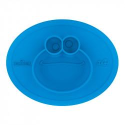 Plato para Niños EZPZ Cookie Monster Mat