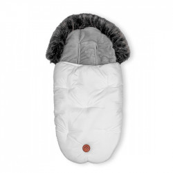 Saco Baby Monsters K2 blanco