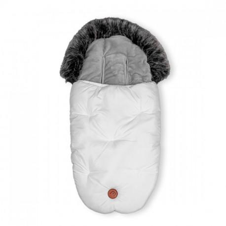 Saco Baby Monsters K2 blanco